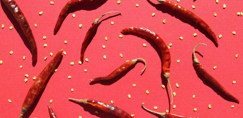Arbol Chili Pepper